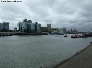 The Thames near Tower Bridge