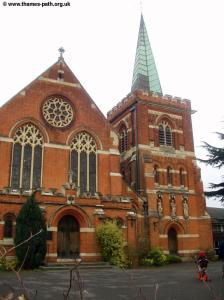 St Peters Church, Staines